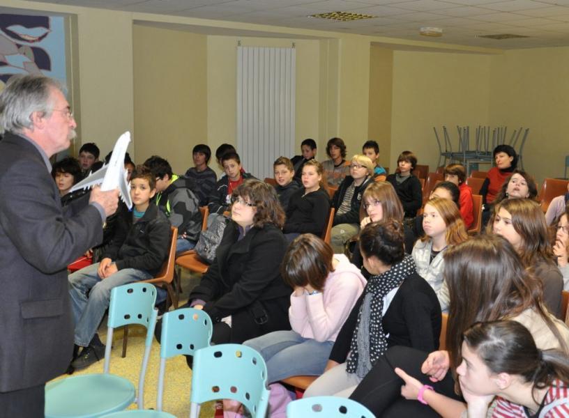 Une journée pour initier les collégiens à l'esprit d'entreprise et les aider dans leur orientation./Photo DDM